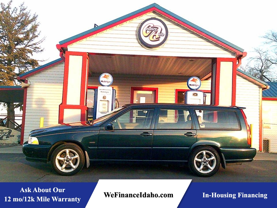 1998 Volvo V70  - Country Auto