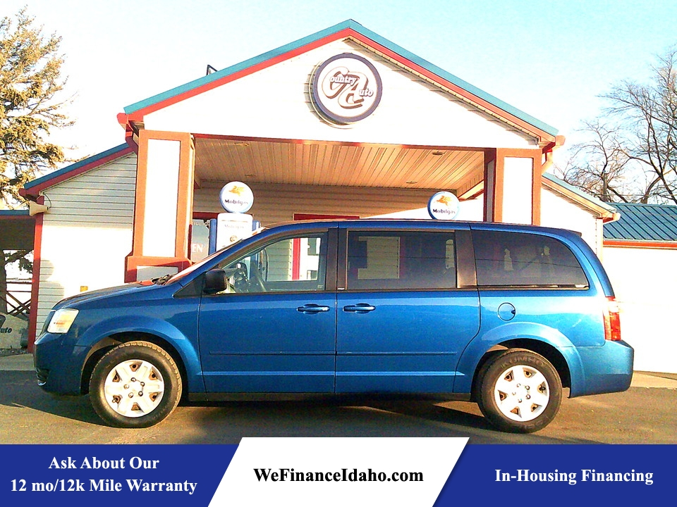 2010 Dodge Grand Caravan SE  - 8797  - Country Auto