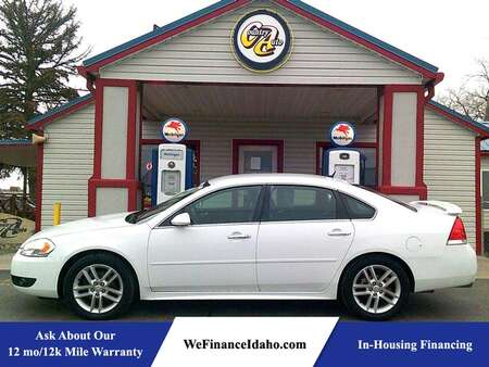 2012 Chevrolet Impala LTZ for Sale  - 8832  - Country Auto