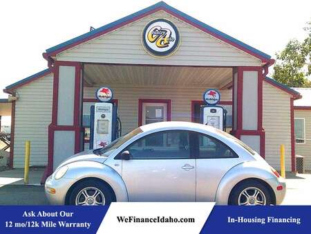 2001 Volkswagen New Beetle GL for Sale  - 8975  - Country Auto