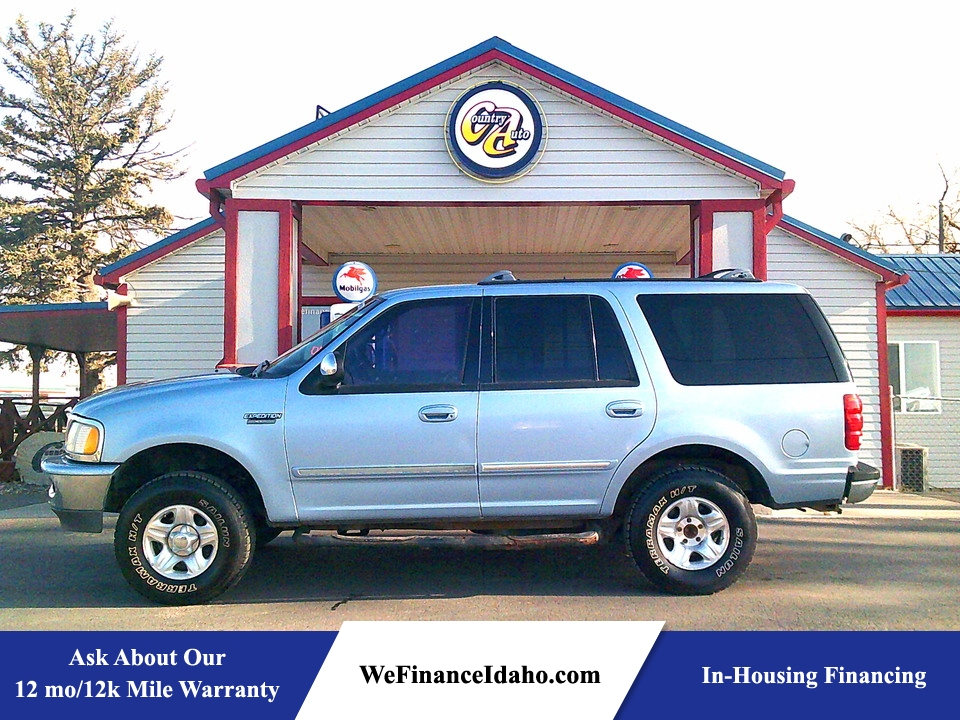 1998 Ford Expedition 4WD  - 8781  - Country Auto