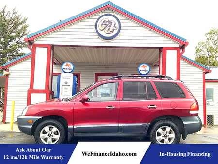 2005 Hyundai Santa Fe  for Sale  - 8641  - Country Auto