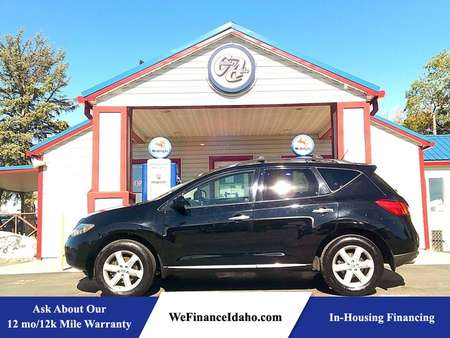 2010 Nissan Murano SL AWD for Sale  - 8626  - Country Auto