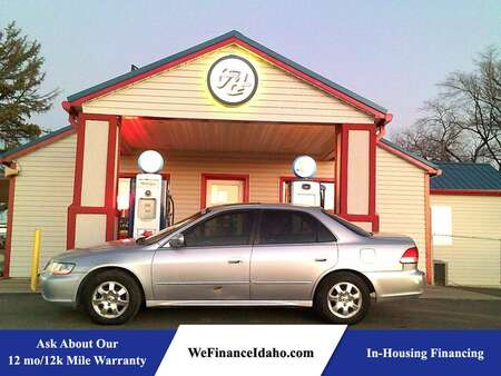 2002 Honda Accord EX for Sale  - 8820  - Country Auto