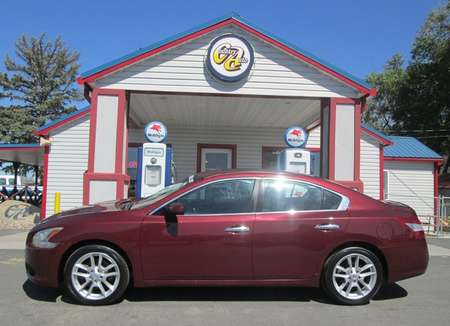 2011 Nissan Maxima 3.5 S for Sale  - 8139  - Country Auto