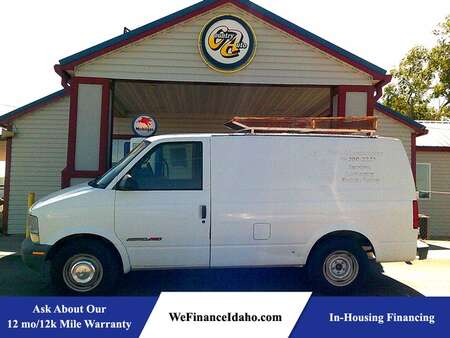 1999 Chevrolet Astro Cargo Van AWD for Sale  - 8993  - Country Auto