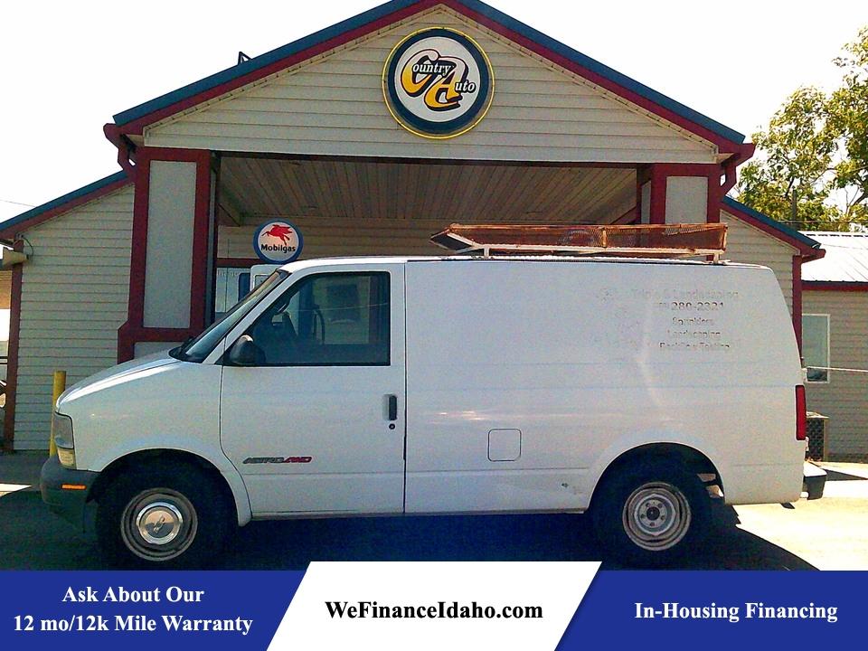 1999 Chevrolet Astro Cargo Van  - Country Auto