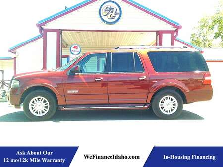 2007 Ford Expedition EL Limited 4WD for Sale  - 9019R  - Country Auto