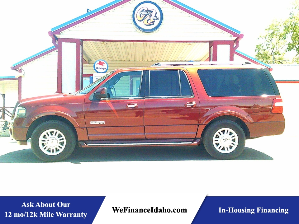 2007 Ford Expedition EL Limited 4WD  - 9019R  - Country Auto
