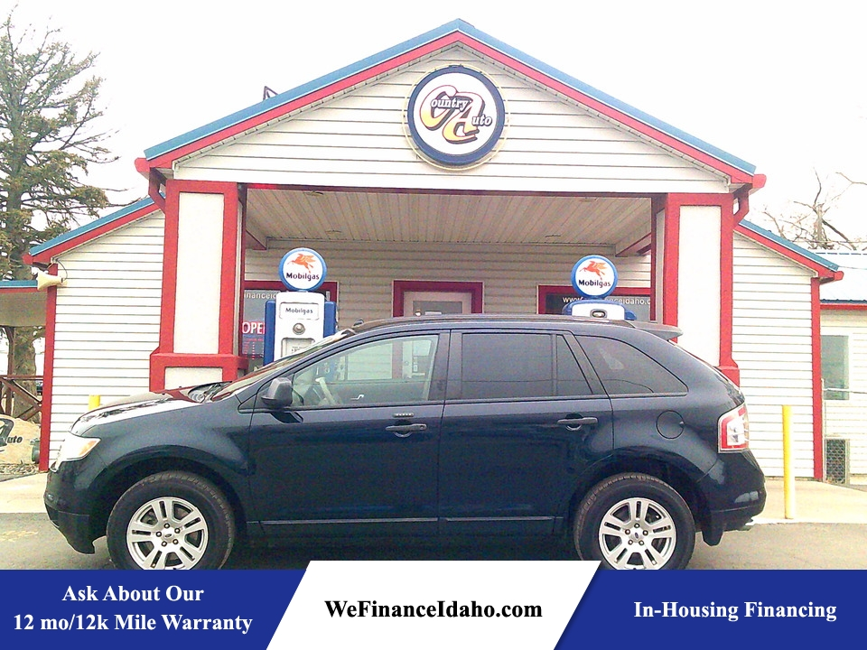 2010 Ford Edge SE  - 8876  - Country Auto