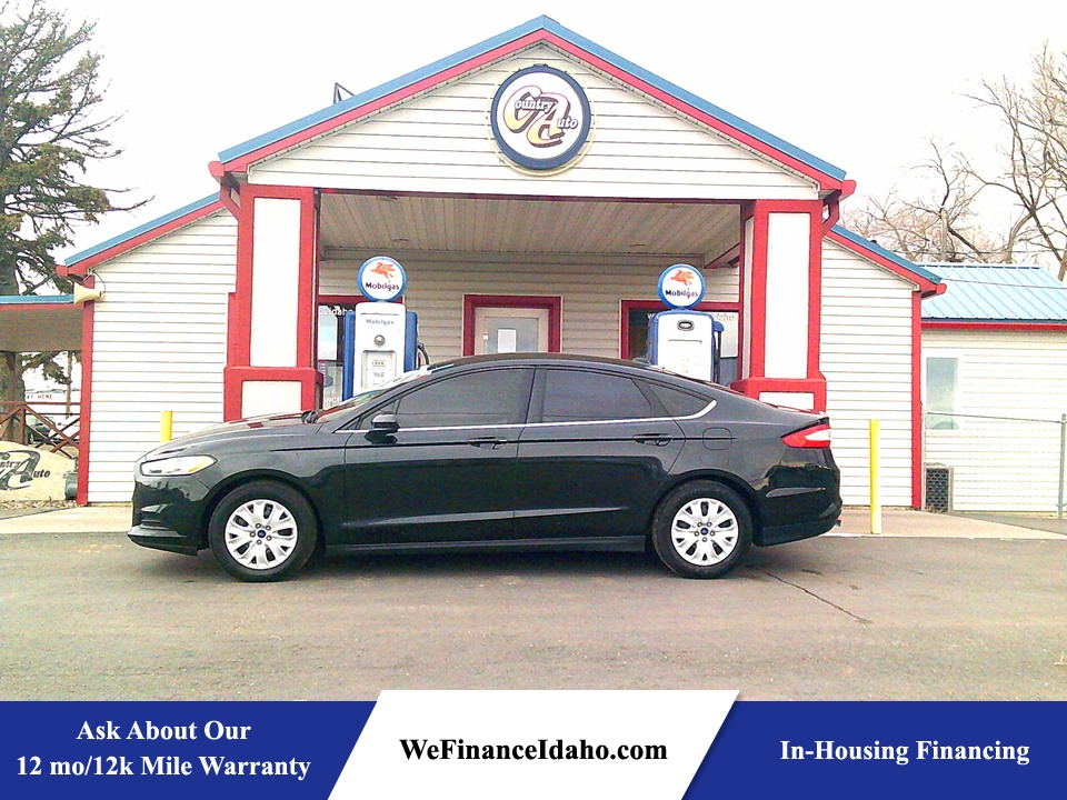 2014 Ford Fusion  - Country Auto