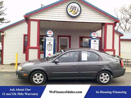 2003 Kia Spectra  for Sale  - 8484B  - Country Auto
