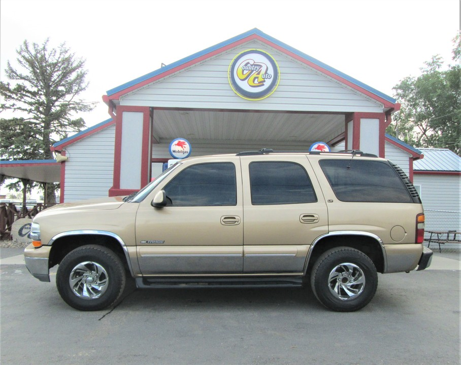 2000 Chevrolet Tahoe  - Country Auto