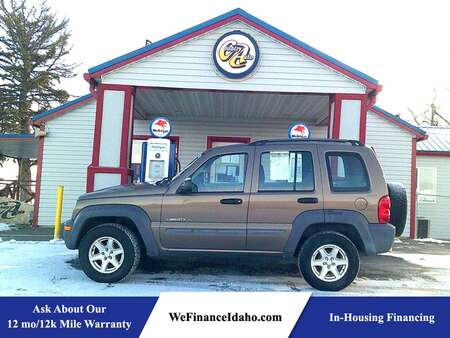 2002 Jeep Liberty Sport 4WD for Sale  - 8837  - Country Auto