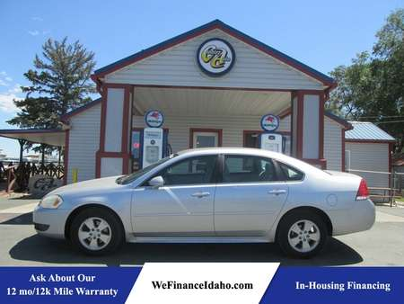 2011 Chevrolet Impala LT for Sale  - 8244  - Country Auto