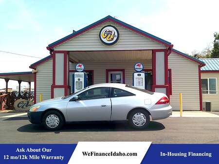 2003 Honda Accord Cpe LX for Sale  - 9100  - Country Auto