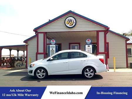 2012 Chevrolet Sonic LTZ for Sale  - 8897  - Country Auto