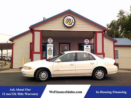 2002 Buick Century Custom for Sale  - 9115R  - Country Auto