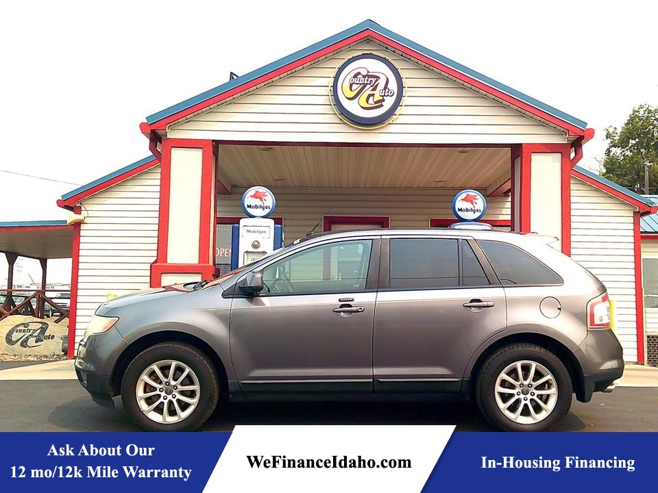 2009 Ford Edge SEL AWD  - 9111  - Country Auto