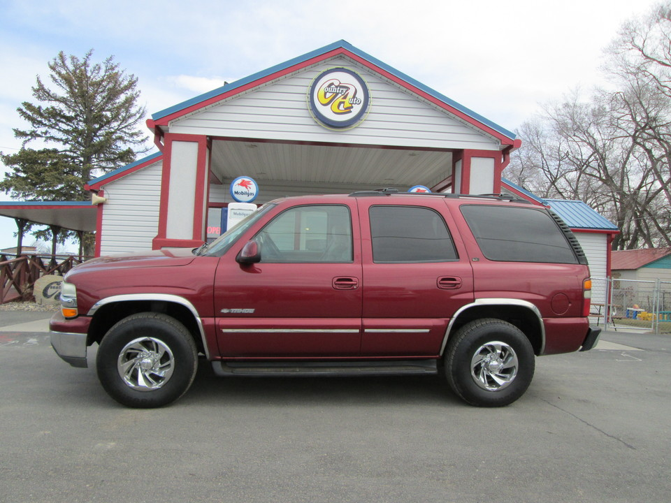 2002 Chevrolet Tahoe  - Country Auto