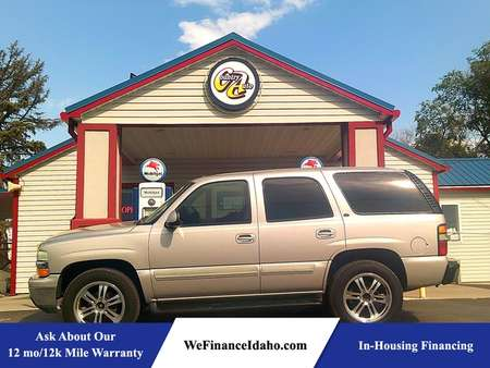 2004 Chevrolet Tahoe LT 4WD for Sale  - 8660  - Country Auto