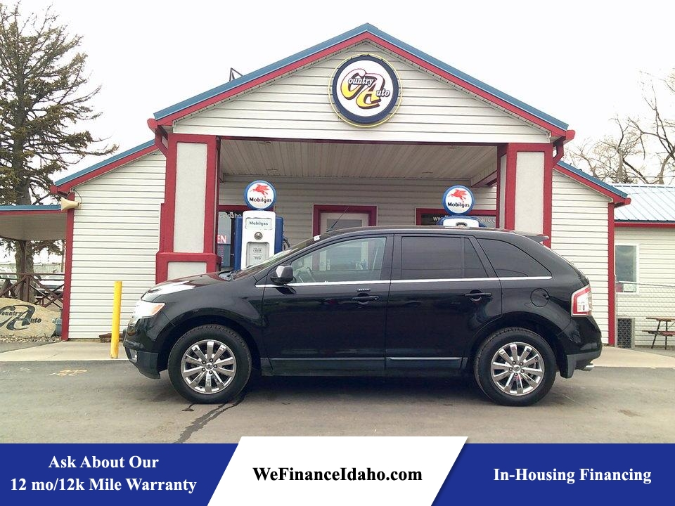 2008 Ford Edge Limited  - 8528  - Country Auto