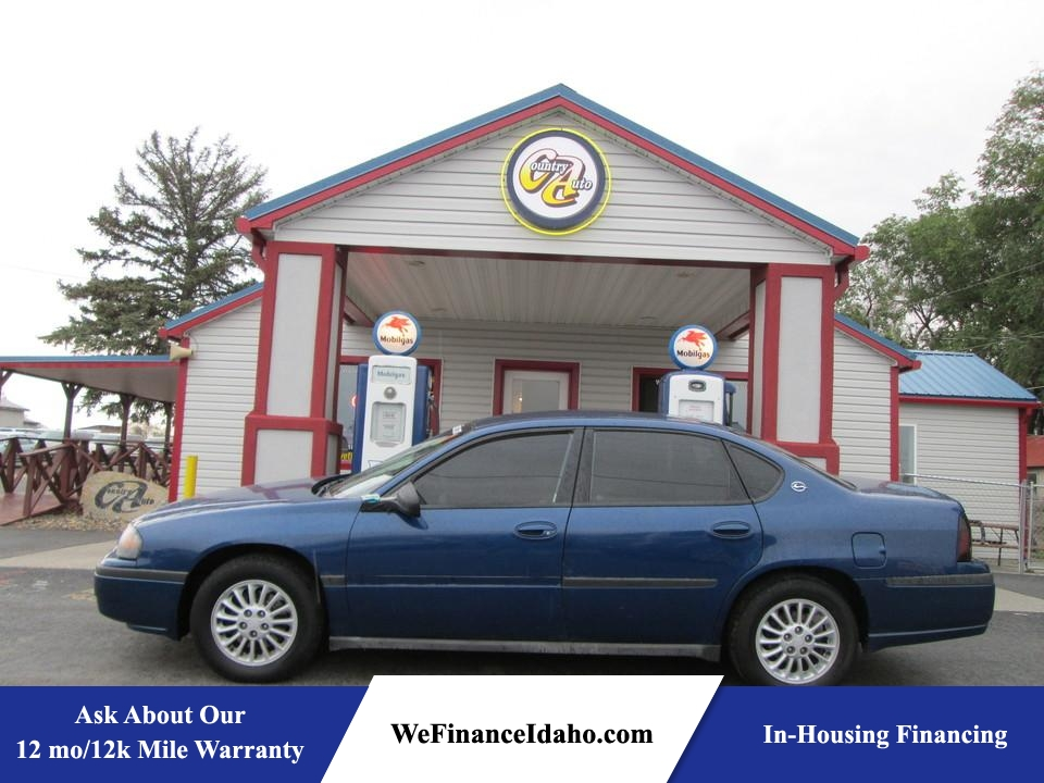 2005 Chevrolet Impala  - Country Auto