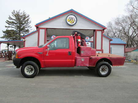 2001 Ford F-250 Super Duty 4WD Regular Cab for Sale  - 7960  - Country Auto