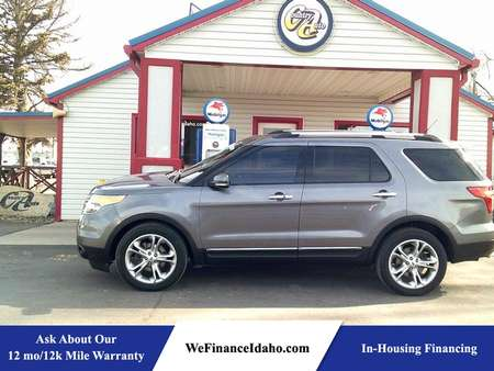 2013 Ford Explorer Limited 4WD for Sale  - 8515  - Country Auto