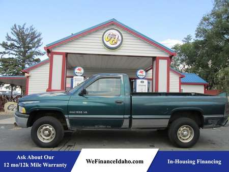 1995 Dodge Ram 1500 4WD Regular Cab for Sale  - 8318  - Country Auto