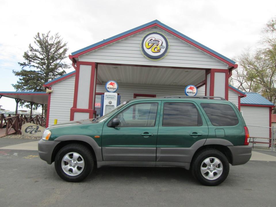 2001 Mazda Tribute  - Country Auto