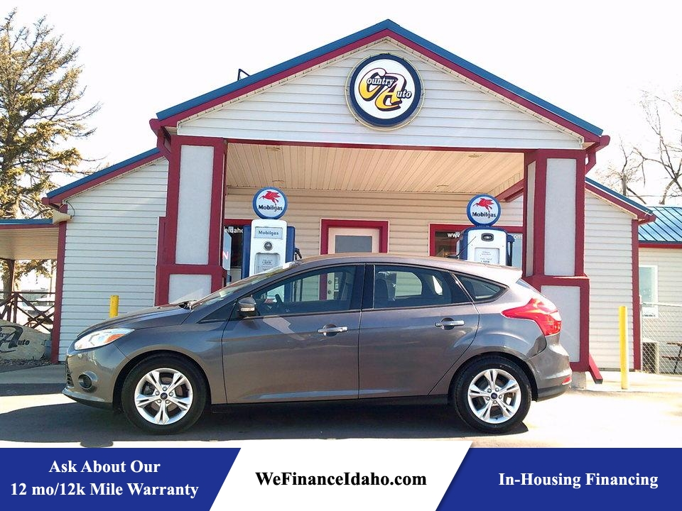2013 Ford Focus SE  - 8486  - Country Auto