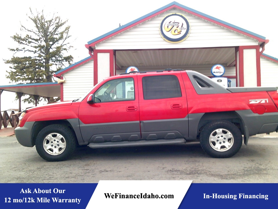 2002 Chevrolet Avalanche  - Country Auto