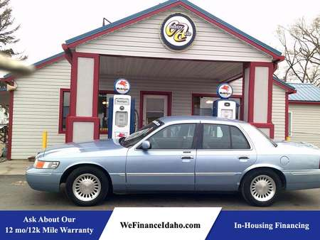 1998 Mercury Grand Marquis LS for Sale  - 8382  - Country Auto