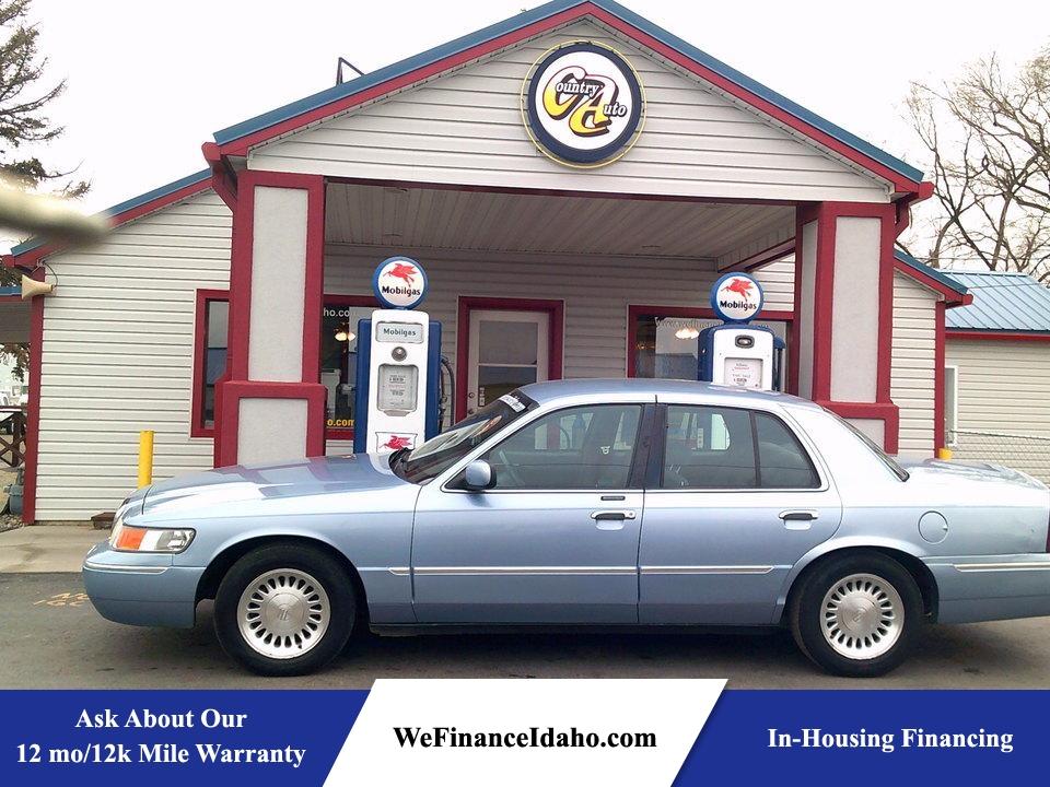 1998 Mercury Grand Marquis LS  - 8382  - Country Auto