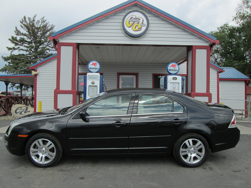 2009 Ford Fusion  - Country Auto