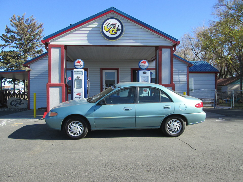 1997 Ford Escort  - Country Auto