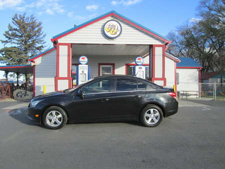 2011 Chevrolet Cruze LT w/2LT for Sale  - 7855  - Country Auto