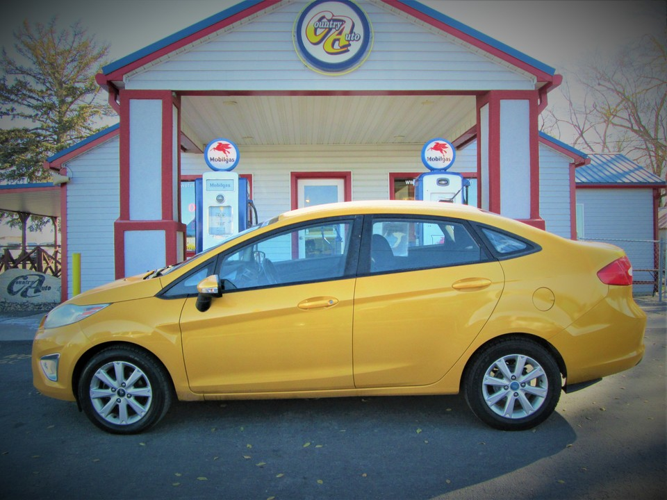 2011 Ford Fiesta  - Country Auto