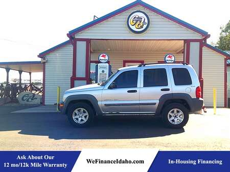 2002 Jeep Liberty Sport 4WD for Sale  - 9179B  - Country Auto