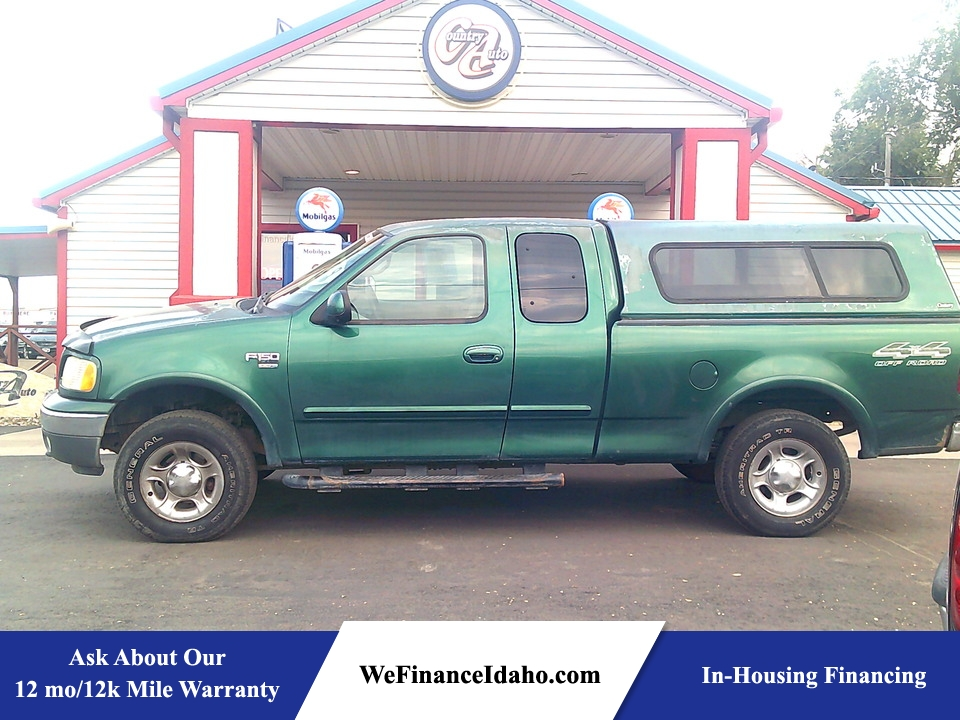1999 Ford F-150  - Country Auto
