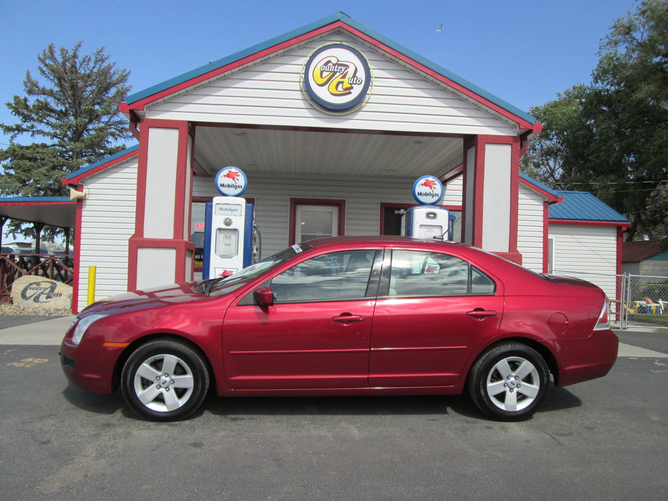 2007 Ford Fusion  - Country Auto