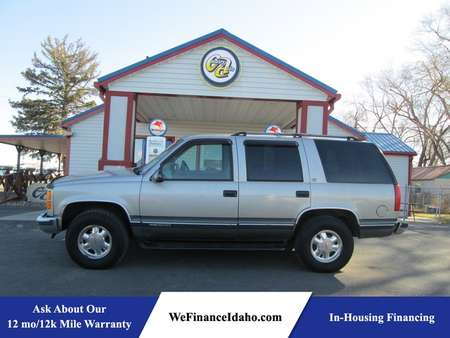 1999 GMC Yukon 4WD for Sale  - 8370  - Country Auto