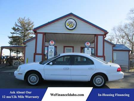 2002 Mercury Sable GS for Sale  - 8352  - Country Auto