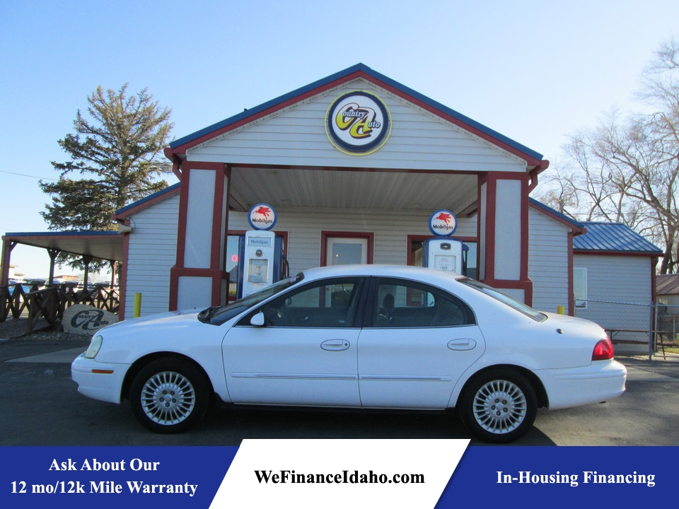 2002 Mercury Sable GS  - 8352  - Country Auto