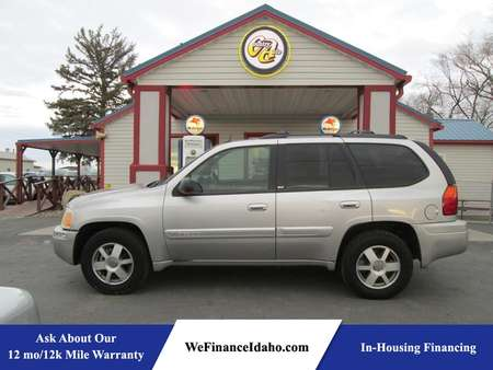 2004 GMC Envoy SLT 4WD for Sale  - 8305  - Country Auto