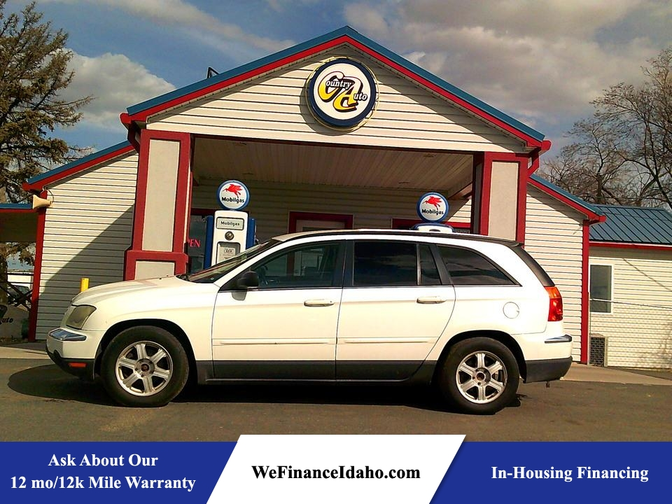 2005 Chrysler Pacifica Touring  - 8914  - Country Auto