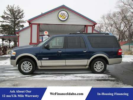 2008 Ford Expedition EL 4WD for Sale  - 8398  - Country Auto