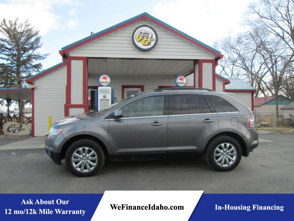 2010 Ford Edge Limited AWD  - 8385  - Country Auto