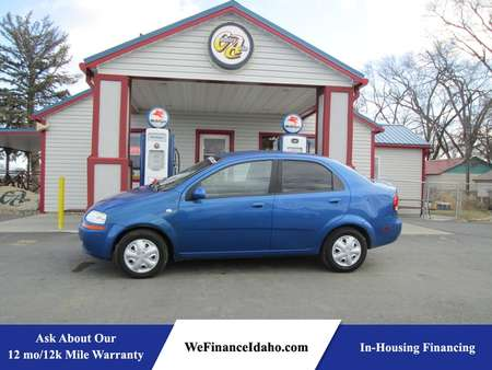 2006 Chevrolet Aveo LS for Sale  - 8280  - Country Auto